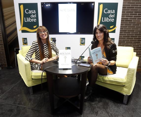 SOULOA BOOK PRESENTATION IN BARCELONA